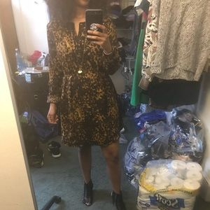 Ready for fall dress